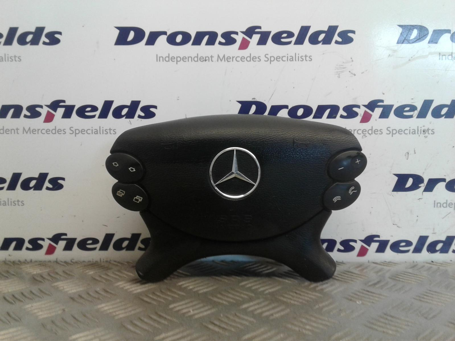 View Auto part R Air Bag Mercedes Sl 2007