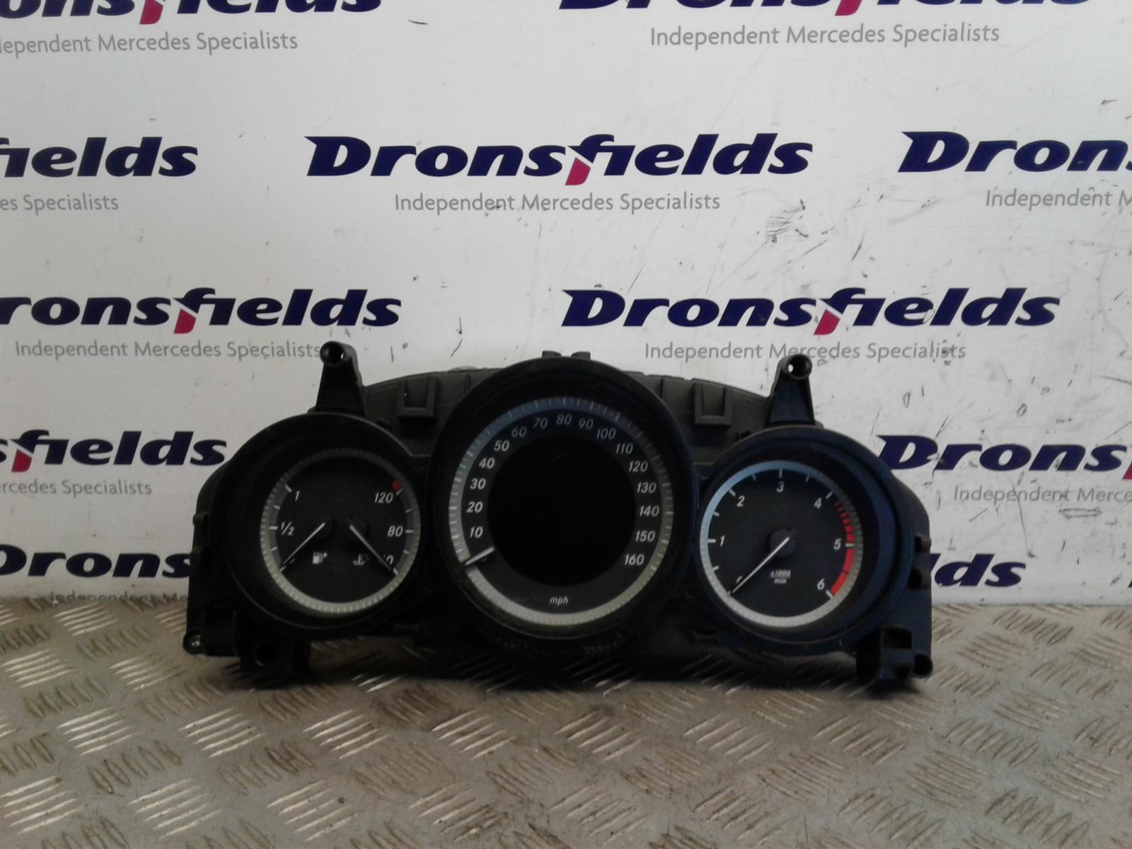 View Auto part Speedometer Mercedes C Class 2011
