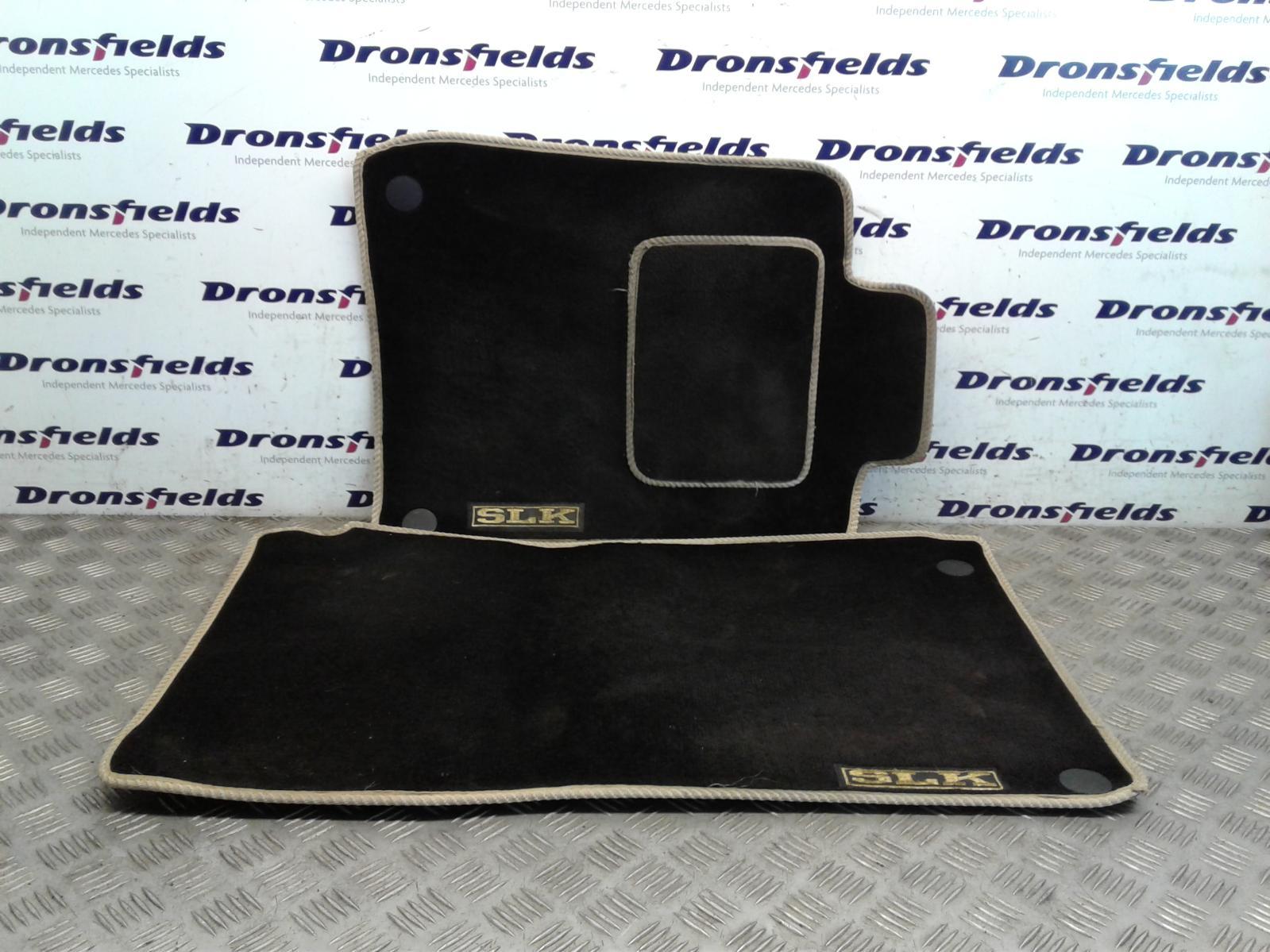 View Auto part Floor Mats/Boot Liner Mercedes Slk 2000