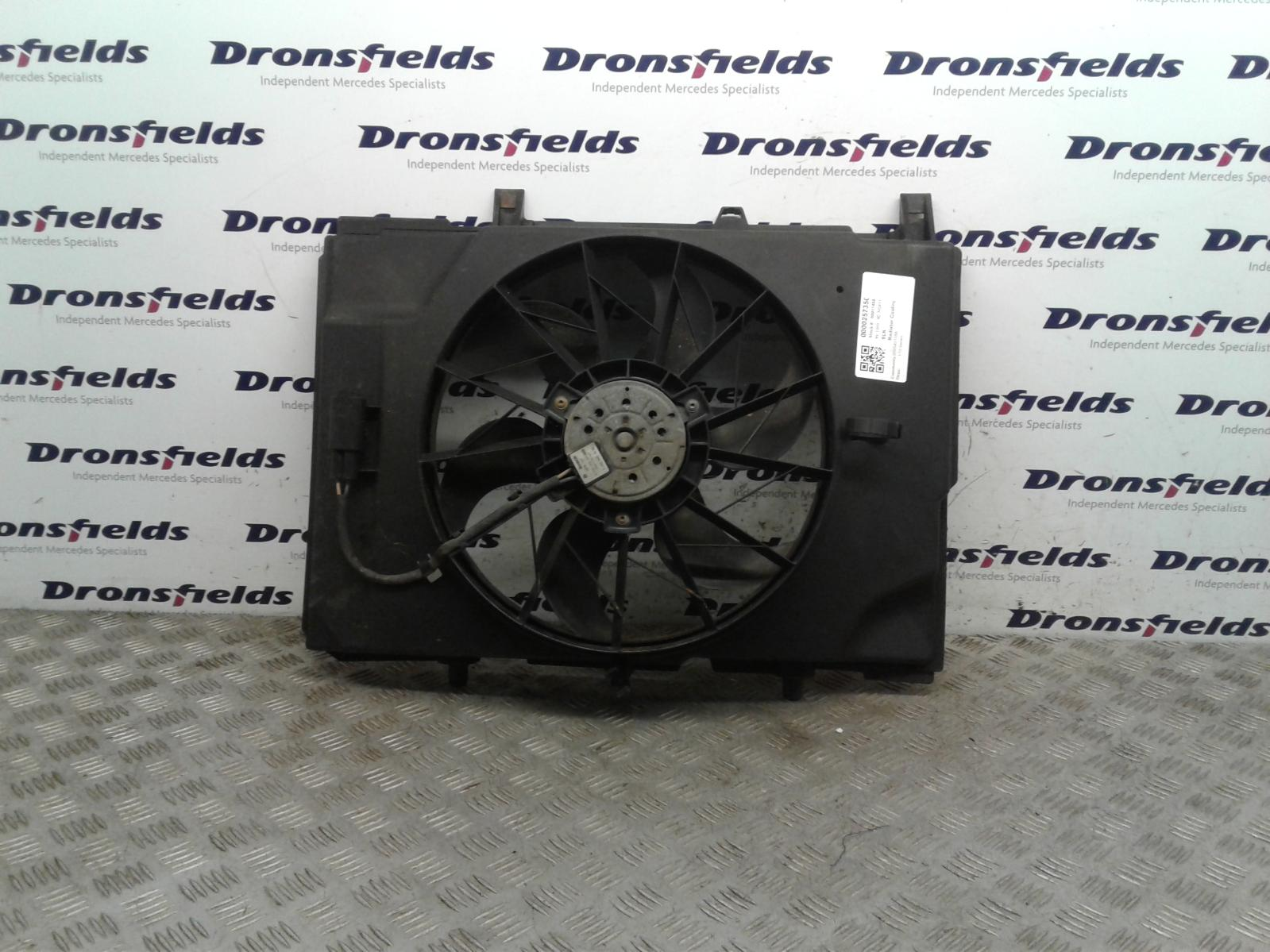 View Auto part Engine Cooling Motor Mercedes Slk 1999