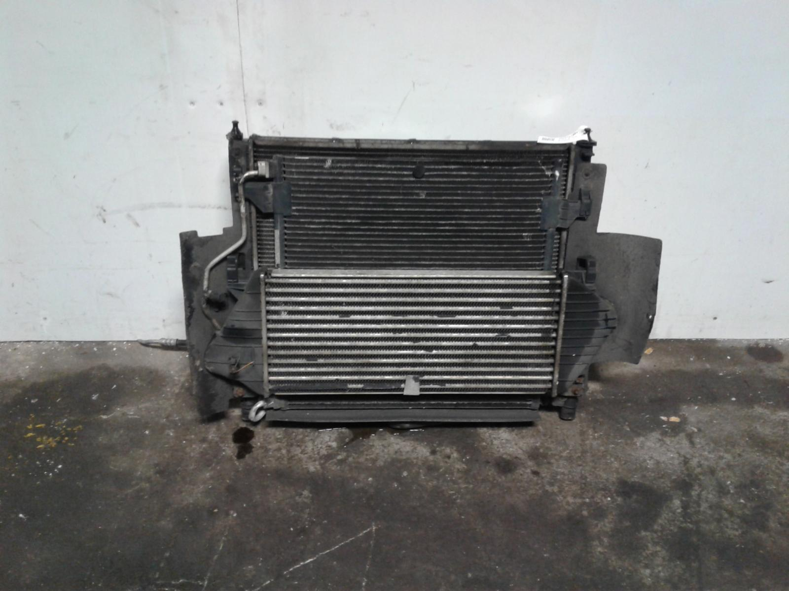 View Auto part Radiator Pack Mercedes M Class 2002