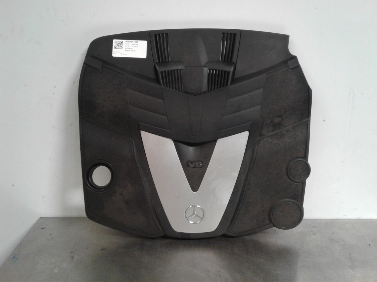 View Auto part Engine Cover Mercedes M Class 2007