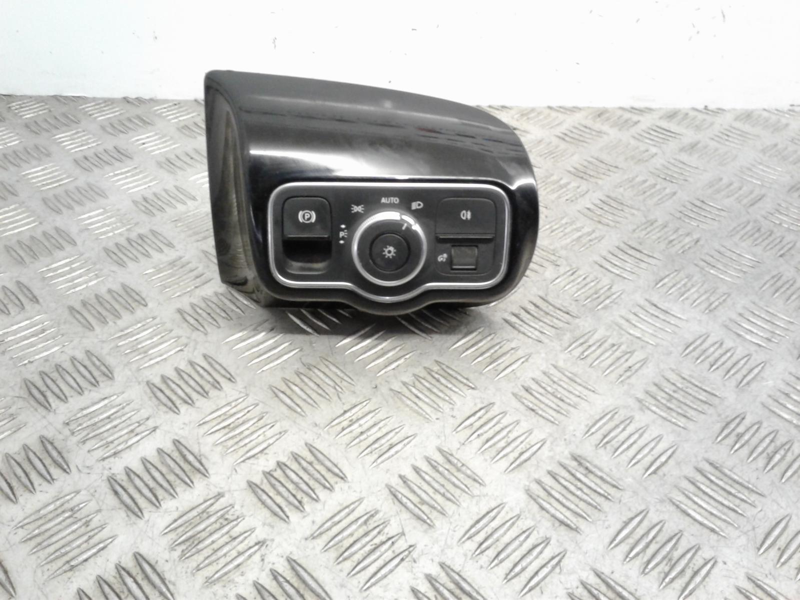 View Auto part Headlight Switch Mercedes A Class 2019