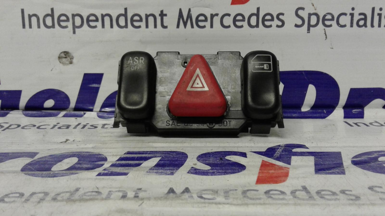 View Auto part Flasher/Hazard Relay Mercedes Slk 1999