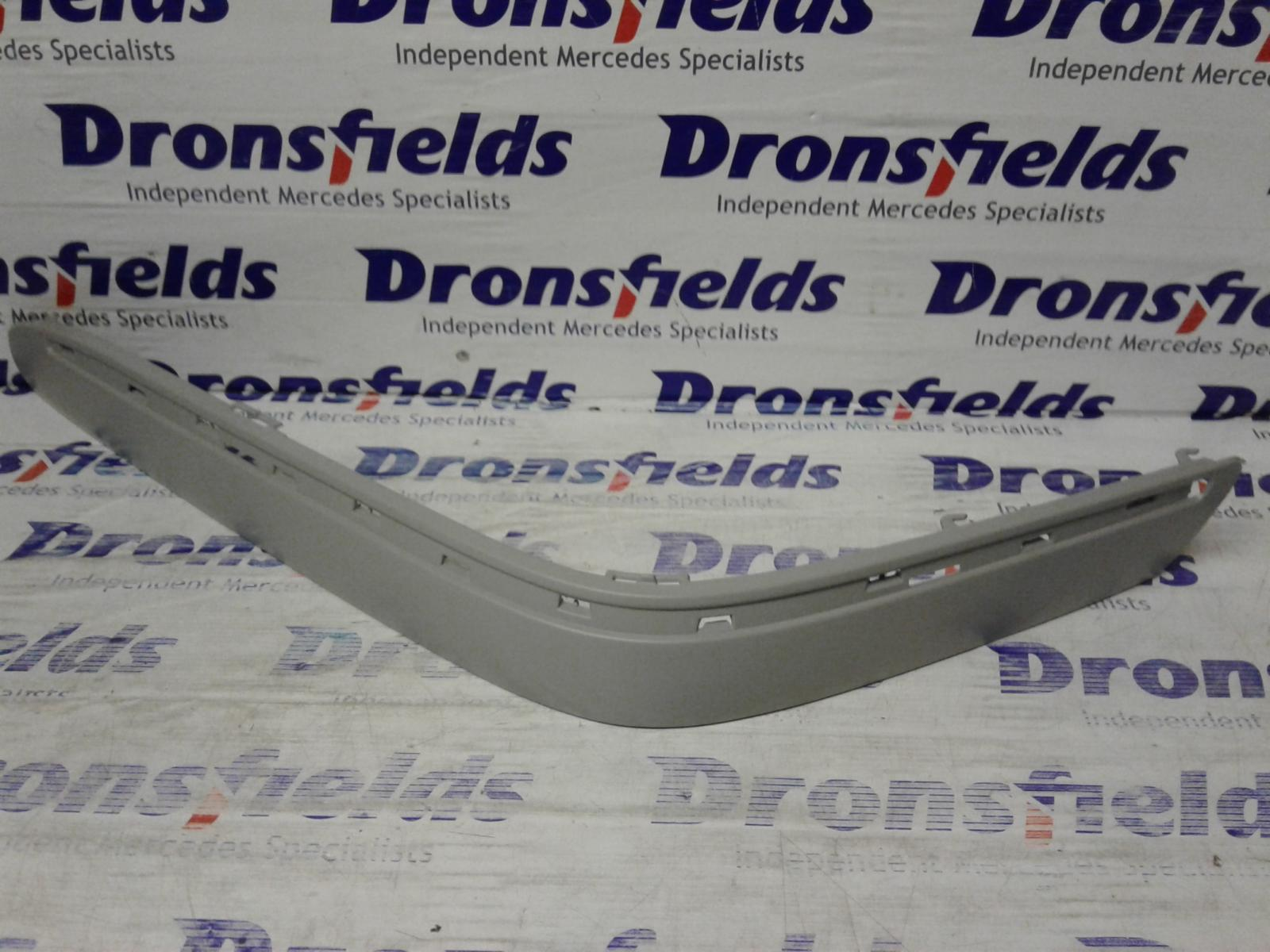 View Auto part Front Bumper Mercedes E Class 1999