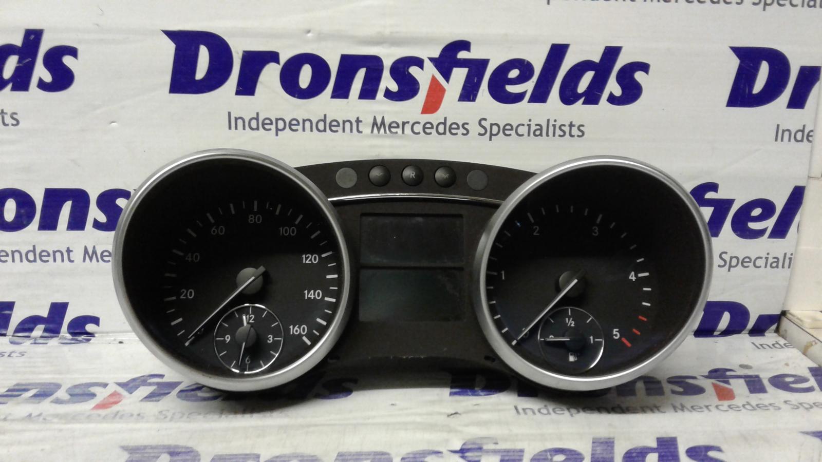 View Auto part Speedometer Mercedes M Class 2008