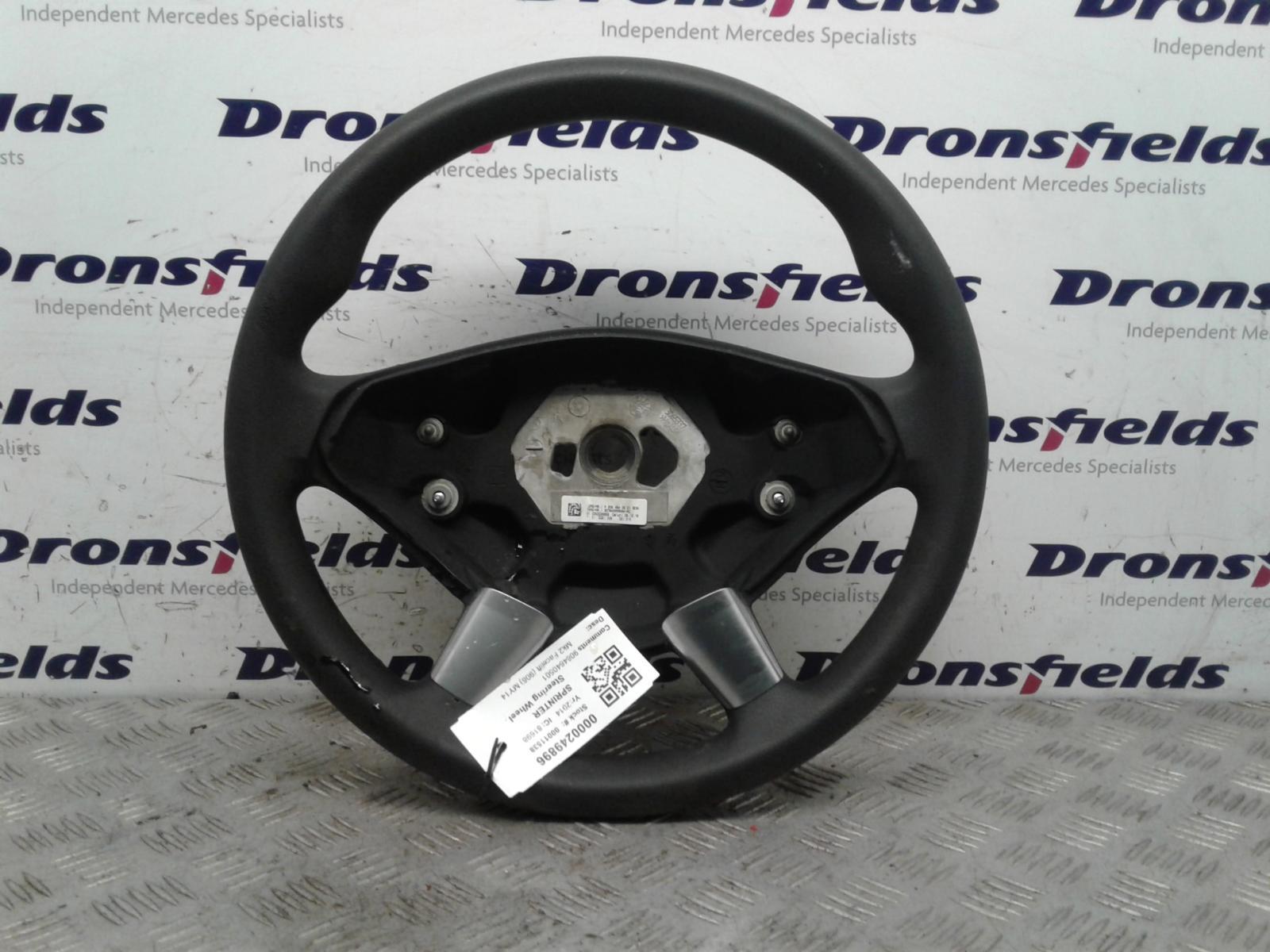 View Auto part Steering Wheel Mercedes Sprinter 2014