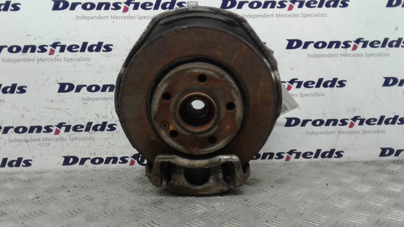 View Auto part LF Hub/Stub Axle Assembly Mercedes A Class 2005