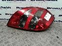View Auto part L Taillight Mercedes A Class 2006