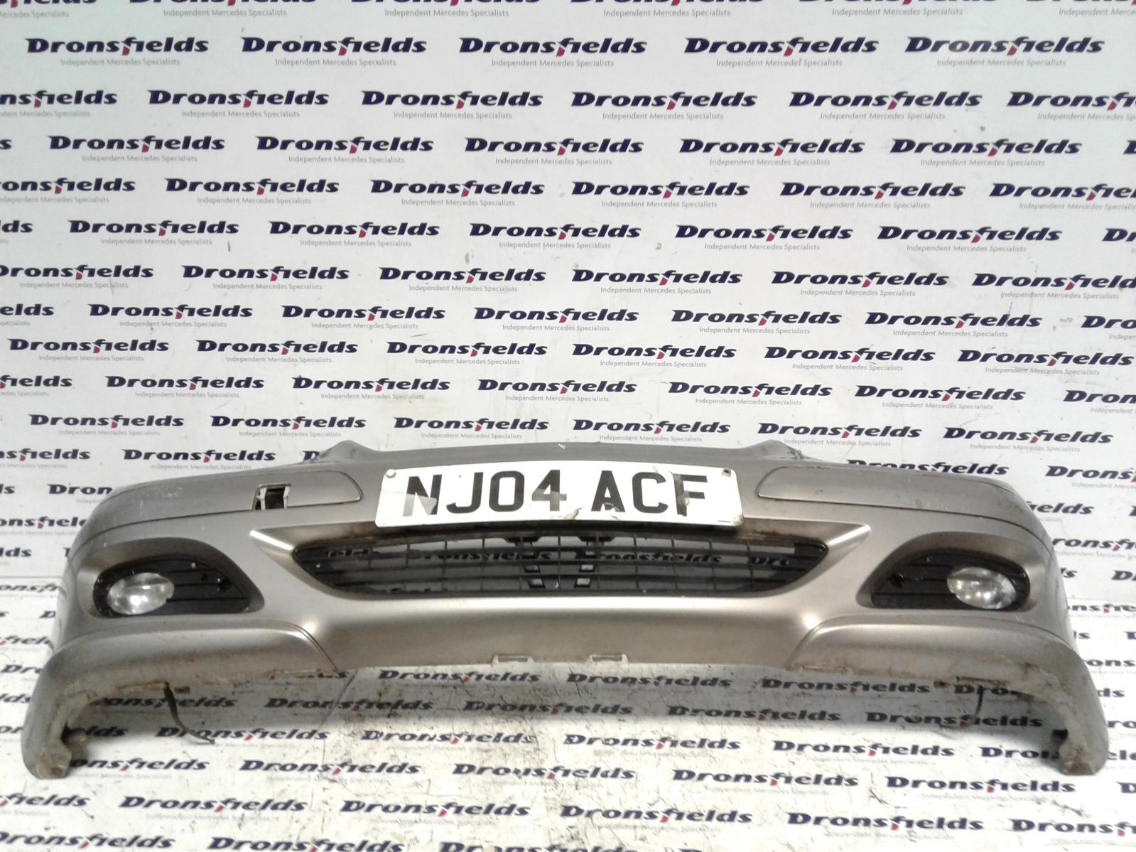 View Auto part Front Bumper Mercedes C Class 2004