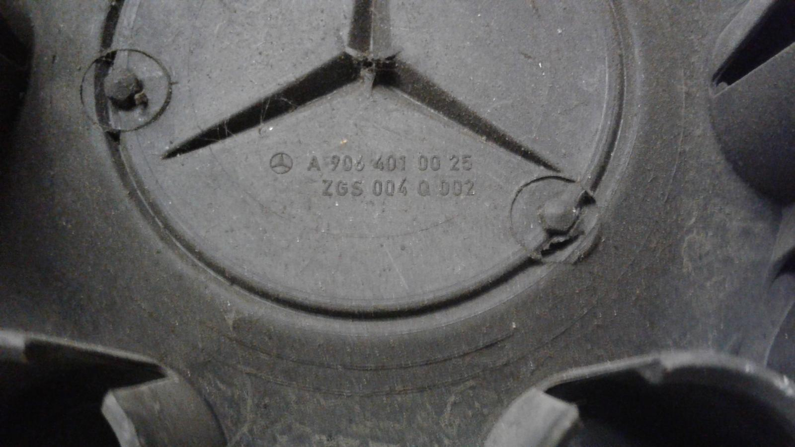View Auto part Wheel Cover/Hub Cap Mercedes Sprinter 2019