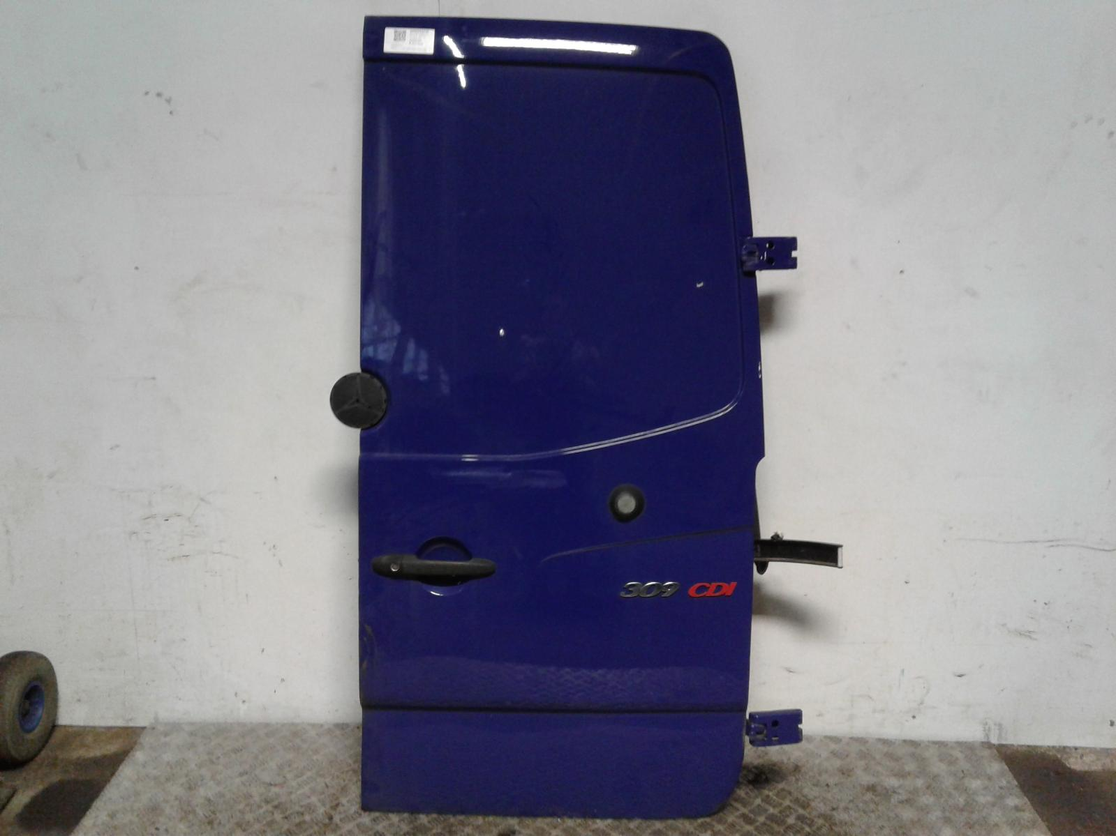 View Auto part R Rear Door Mercedes Sprinter 2008