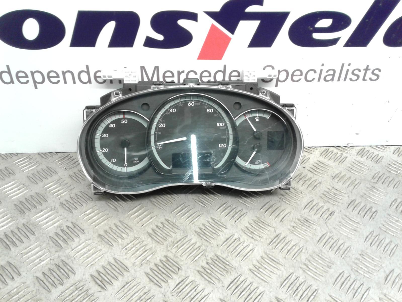 View Auto part Speedometer Mercedes Citan 2018