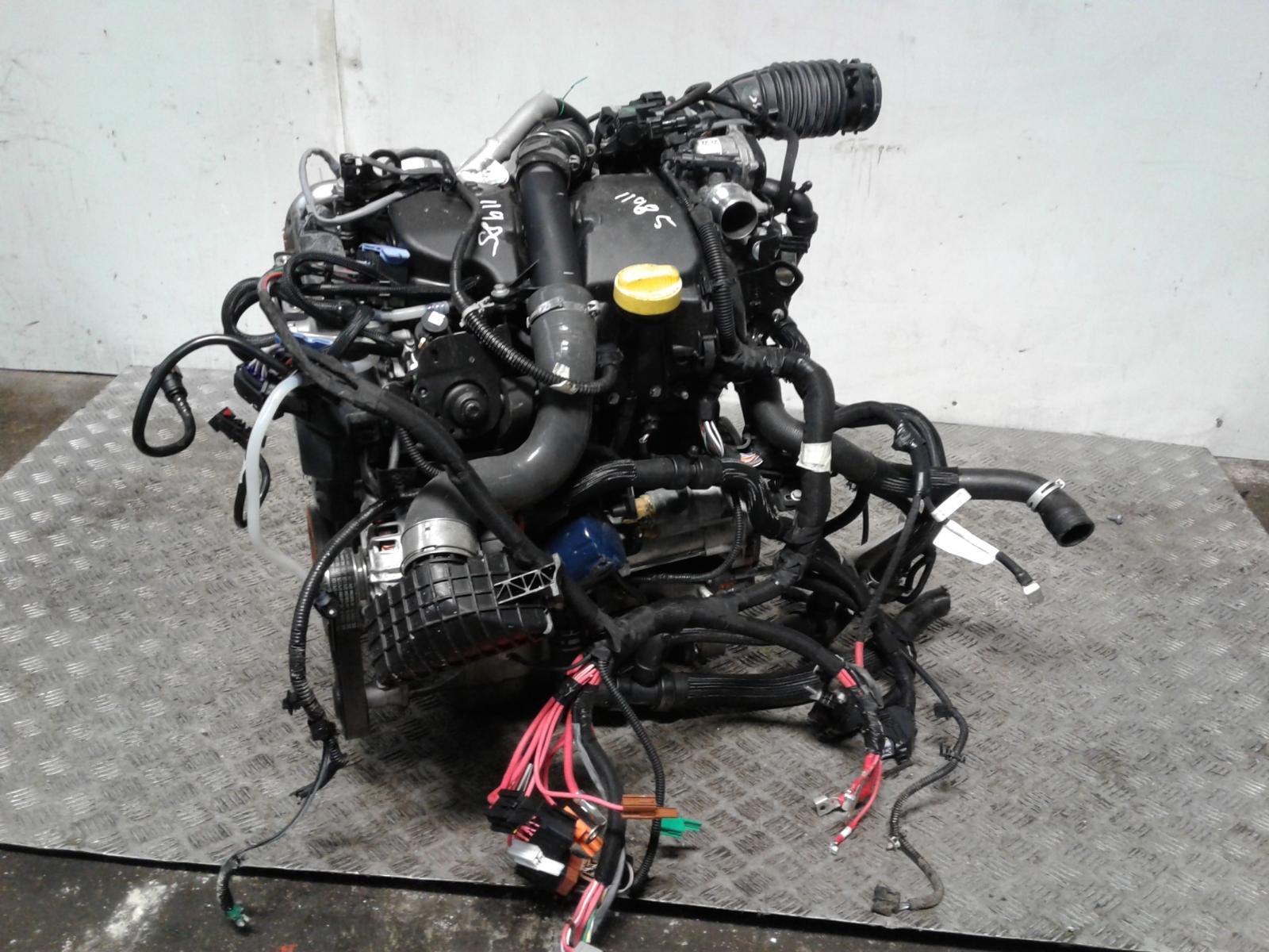 View Auto part Engine Mercedes Citan 2018