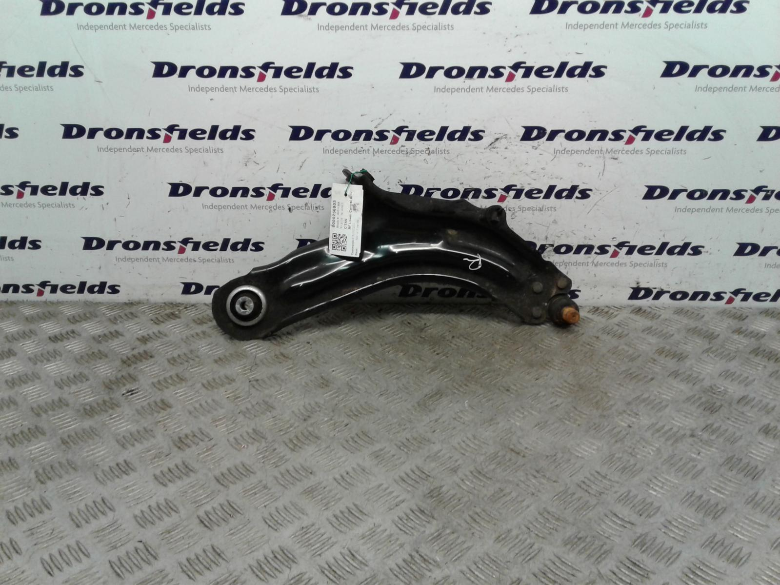 View Auto part RF Lower Control Arm Mercedes Citan 2018