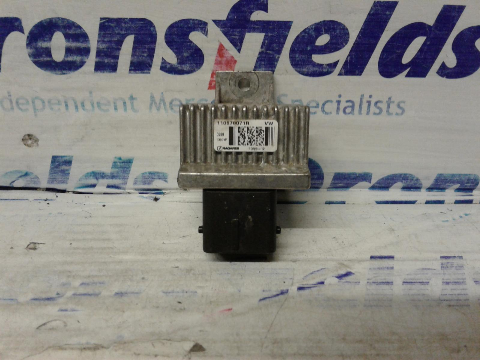 View Auto part Misc. Relay Mercedes Citan 2018