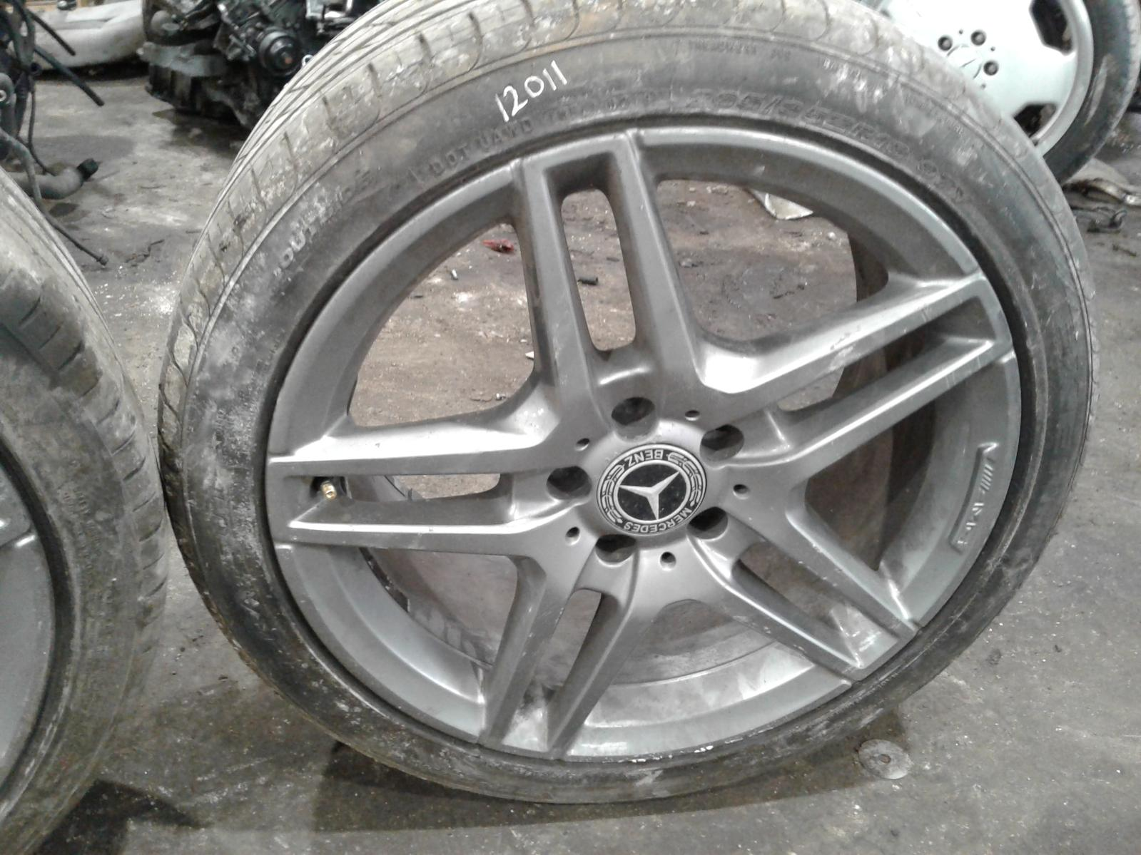 View Auto part Wheel Mercedes E Class 2010