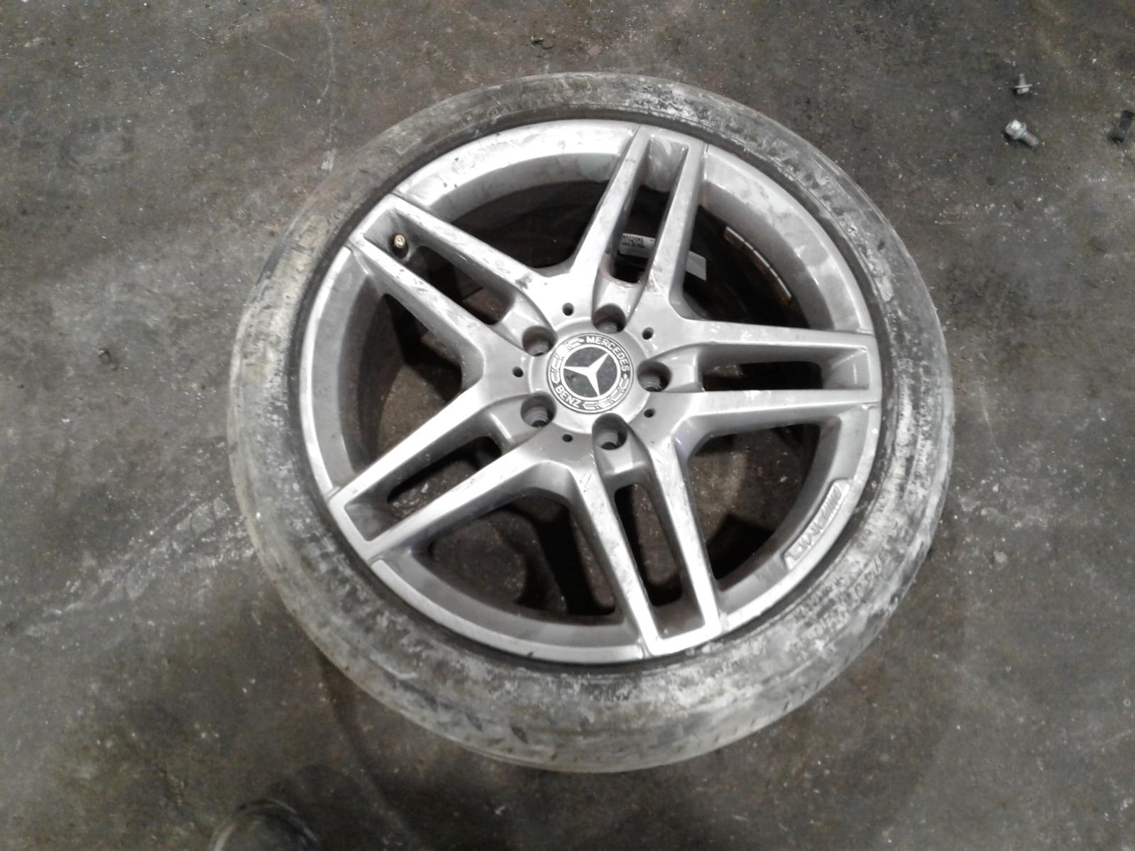 View Auto part Wheel Mercedes E Class 2010