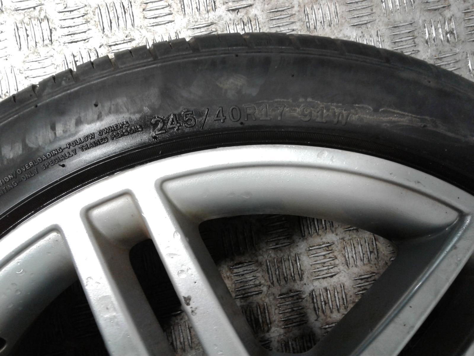 View Auto part Wheel Set Mercedes C Class 2010