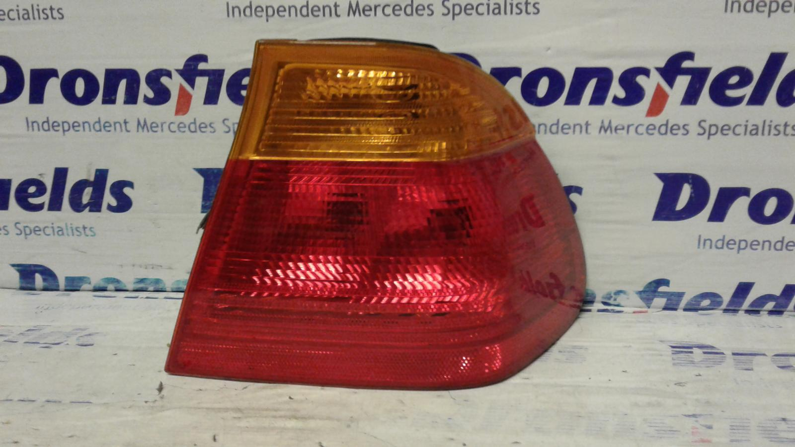 View Auto part R Taillight Bmw 3 Series 2002