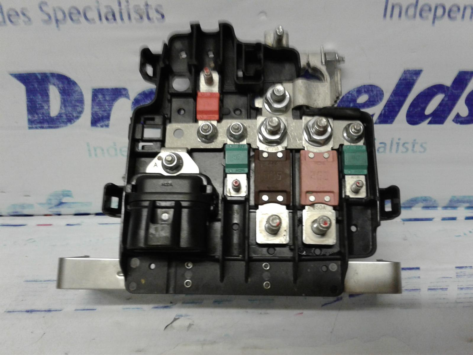 View Auto part Fuse Box Mercedes Citan 2015