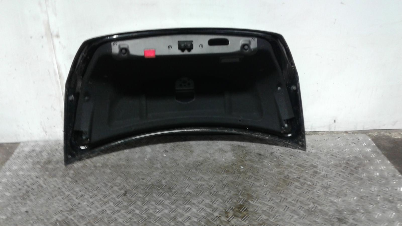 View Auto part Bootlid/Tailgate Mercedes C Class 2010