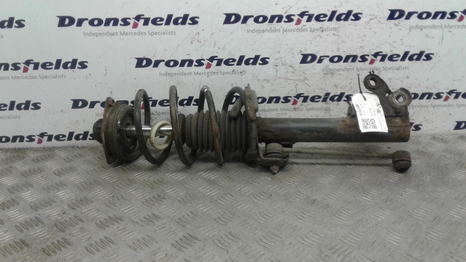 View Auto part RF Strut Mercedes B Class 2006