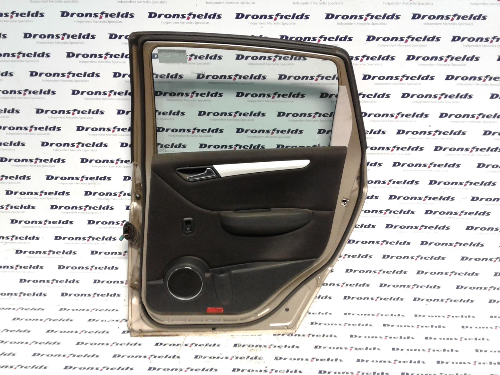 View Auto part Door Lock Assembly Mercedes B Class 2006