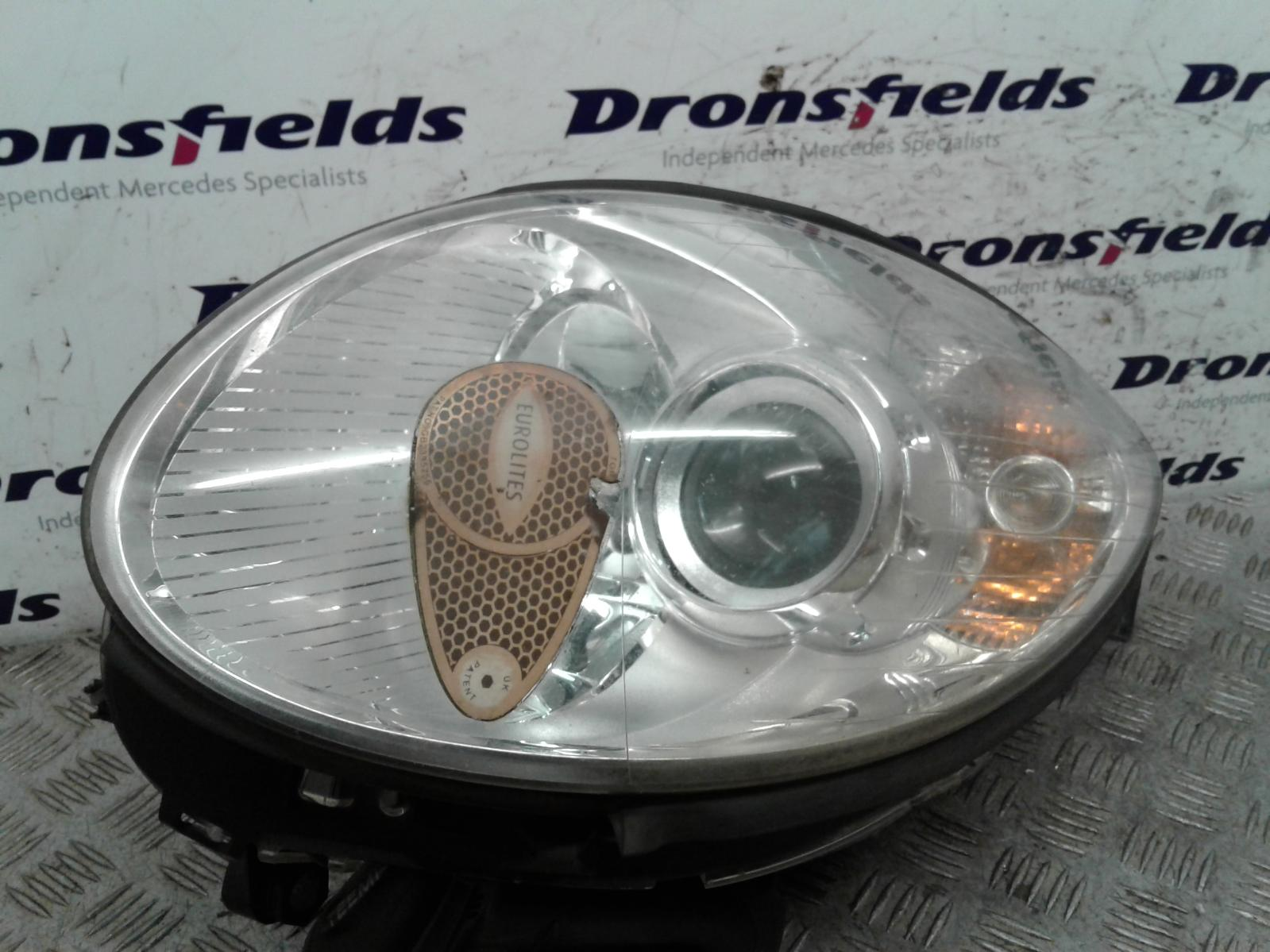 View Auto part R Headlamp Mercedes R Class 2006