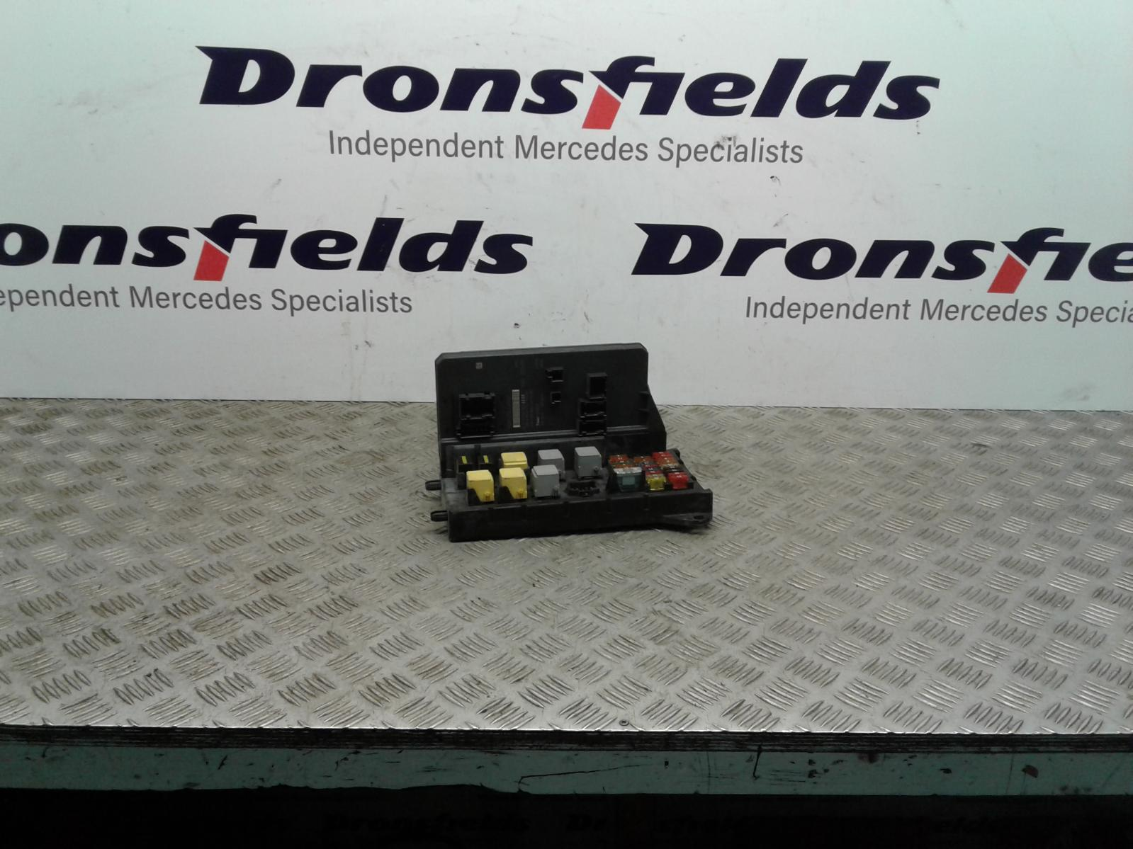 View Auto part Fuse Box Mercedes Sprinter 2015