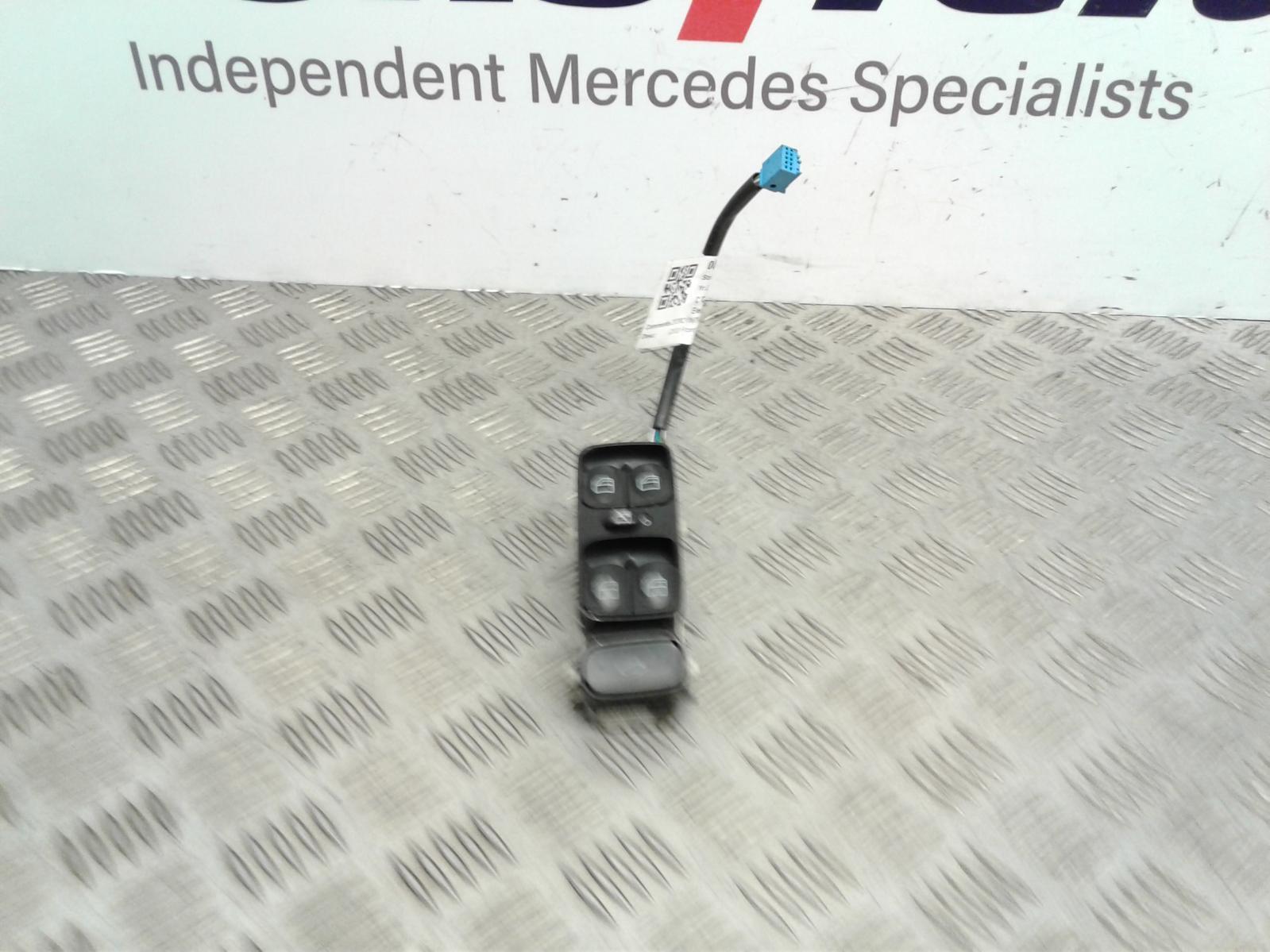 View Auto part Elect. Window Switch Mercedes C Class 2004