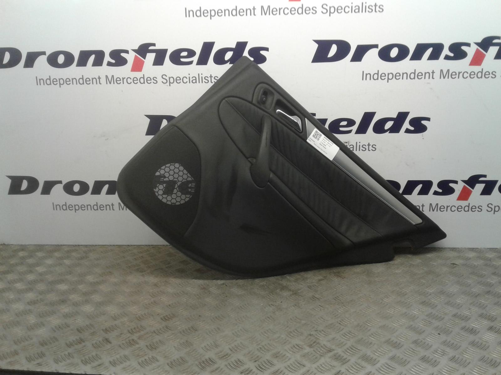 View Auto part Door Panel Mercedes C Class 2004