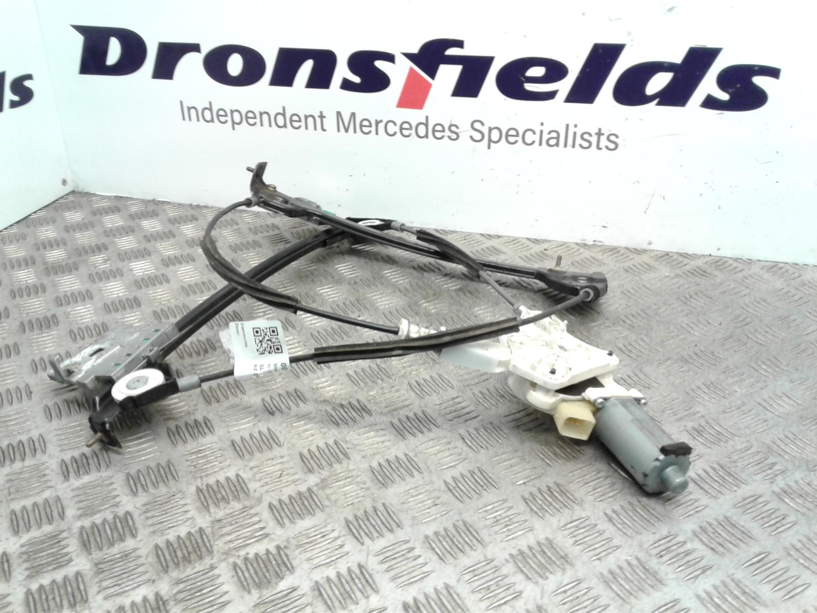 View Auto part RF Door Window Motor Mercedes Sl 2005