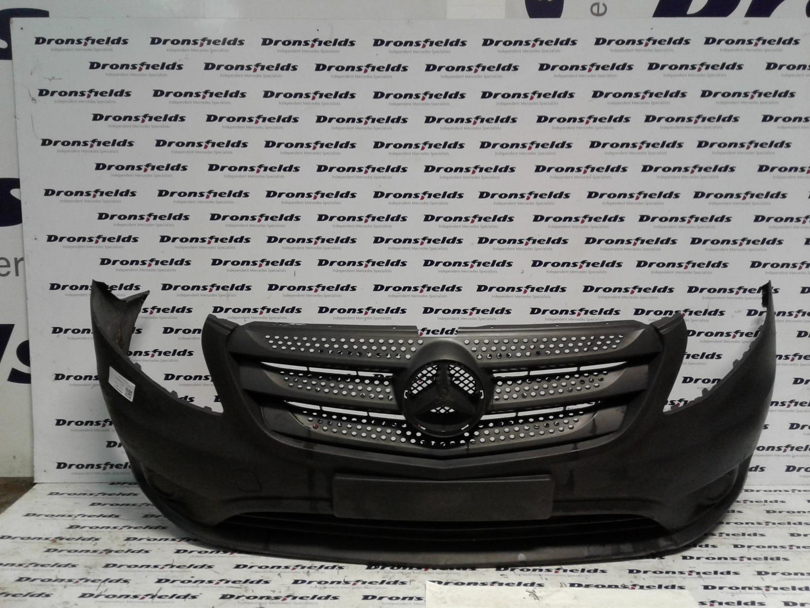 View Auto part Front Bumper Mercedes Vito 2016