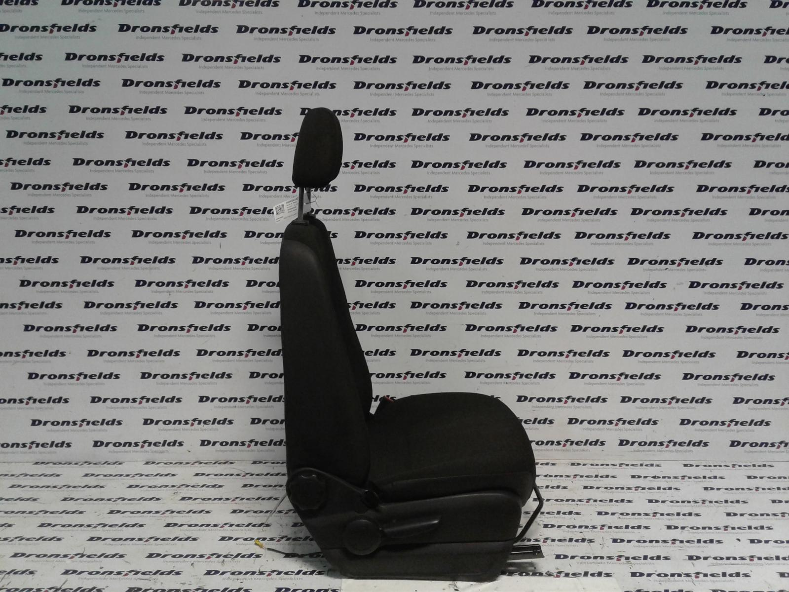 View Auto part Front Seat Mercedes Sprinter 2015