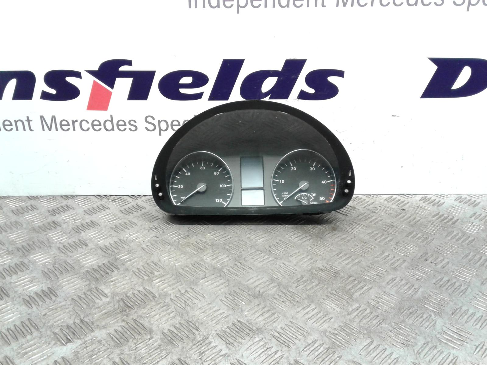View Auto part Speedometer Mercedes Sprinter 2015