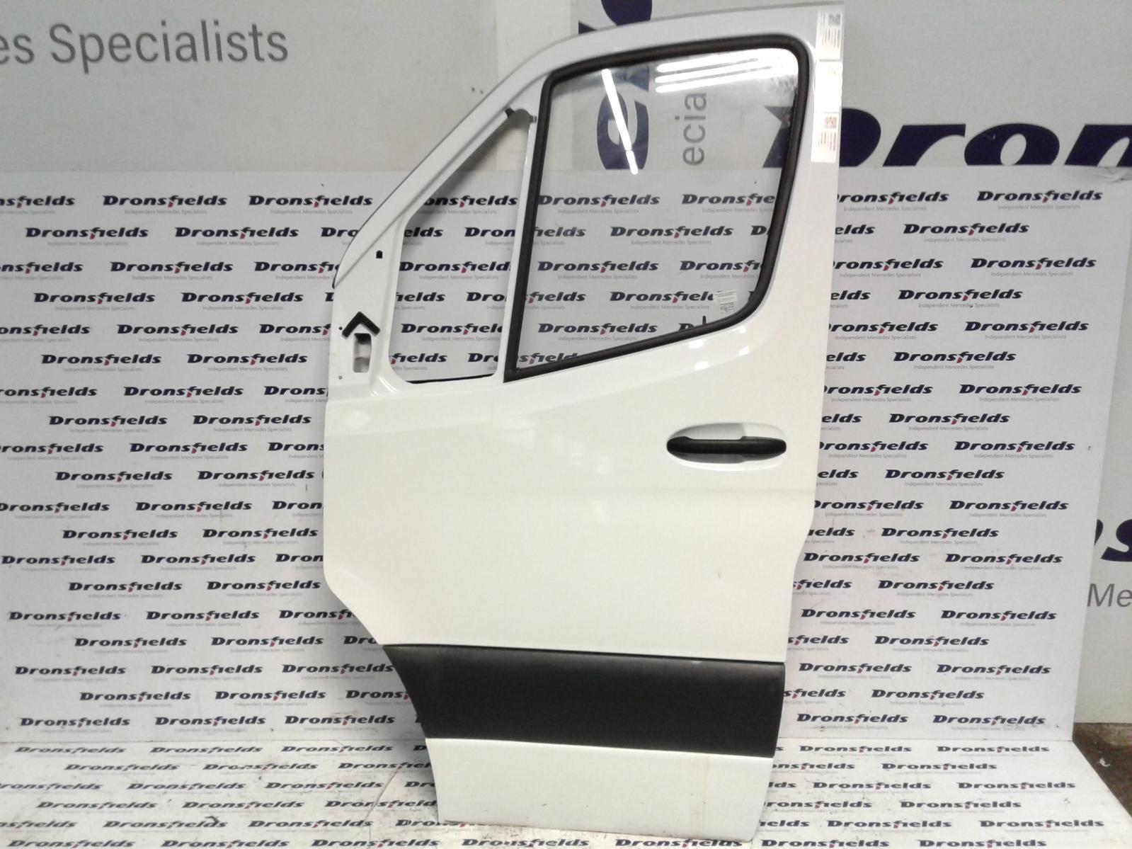 View Auto part LF Door Window Mercedes Sprinter 2019
