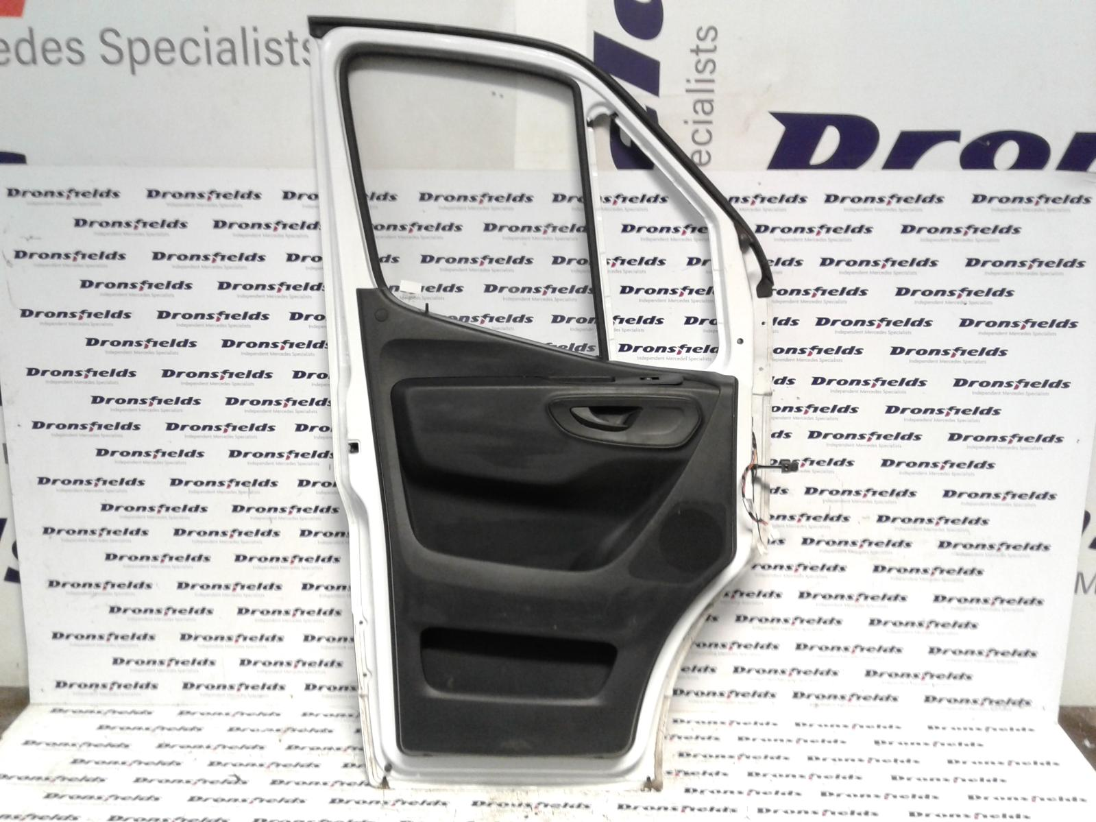 View Auto part LF Door Window Mercedes Sprinter 2019