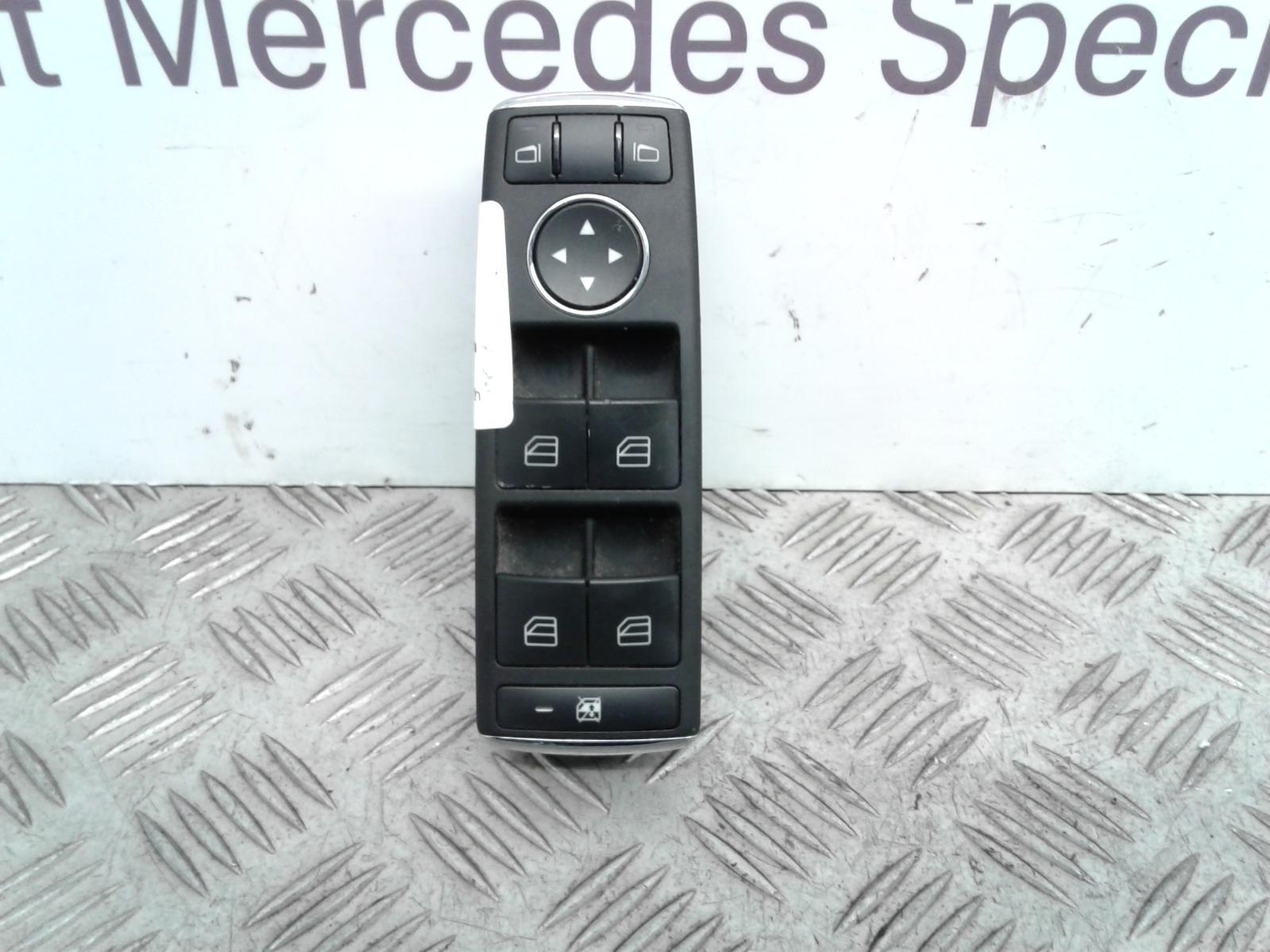 View Auto part Elect. Window Switch Mercedes C Class 2010