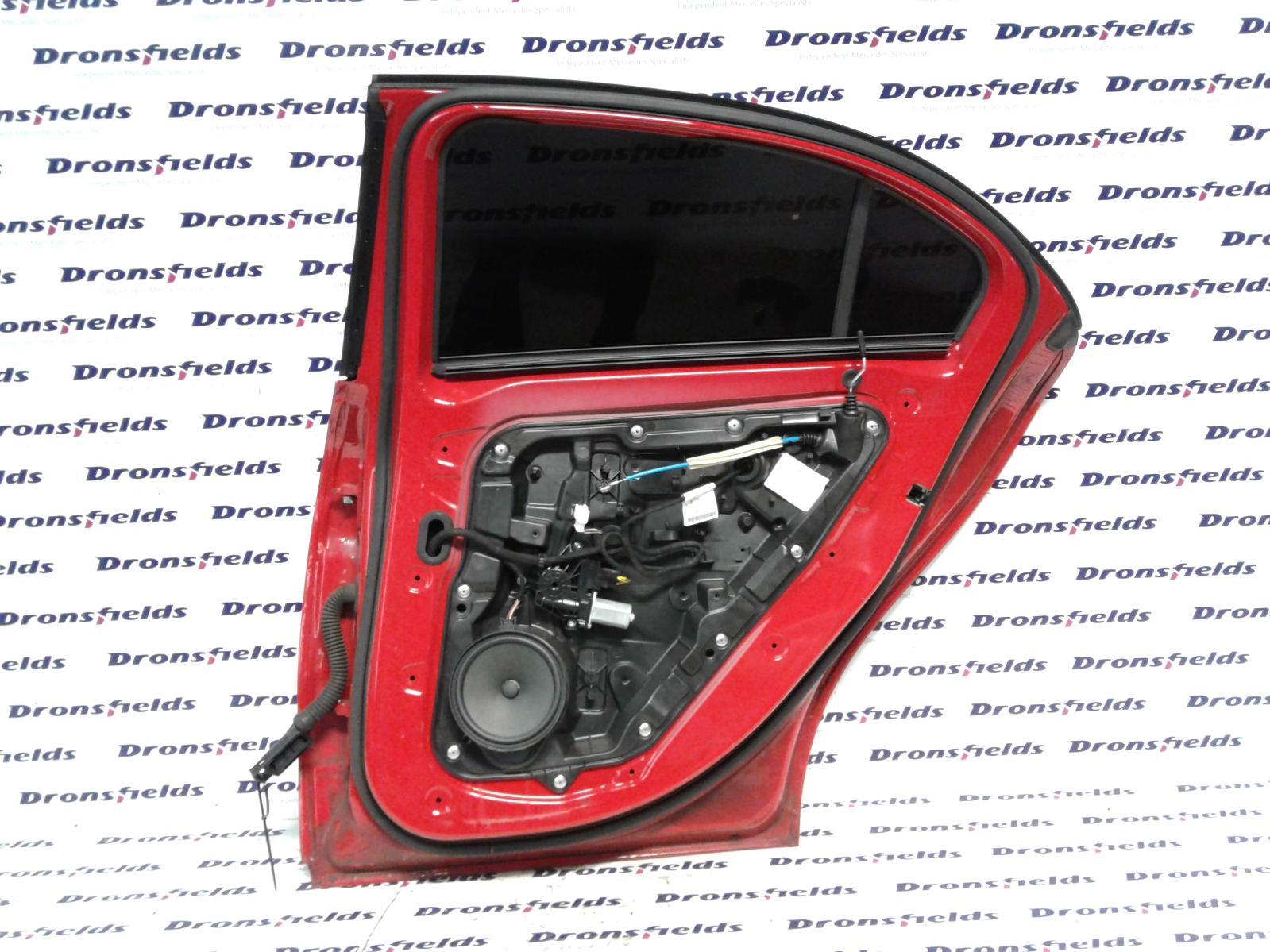 View Auto part R Rear Door Mercedes A Class 2014
