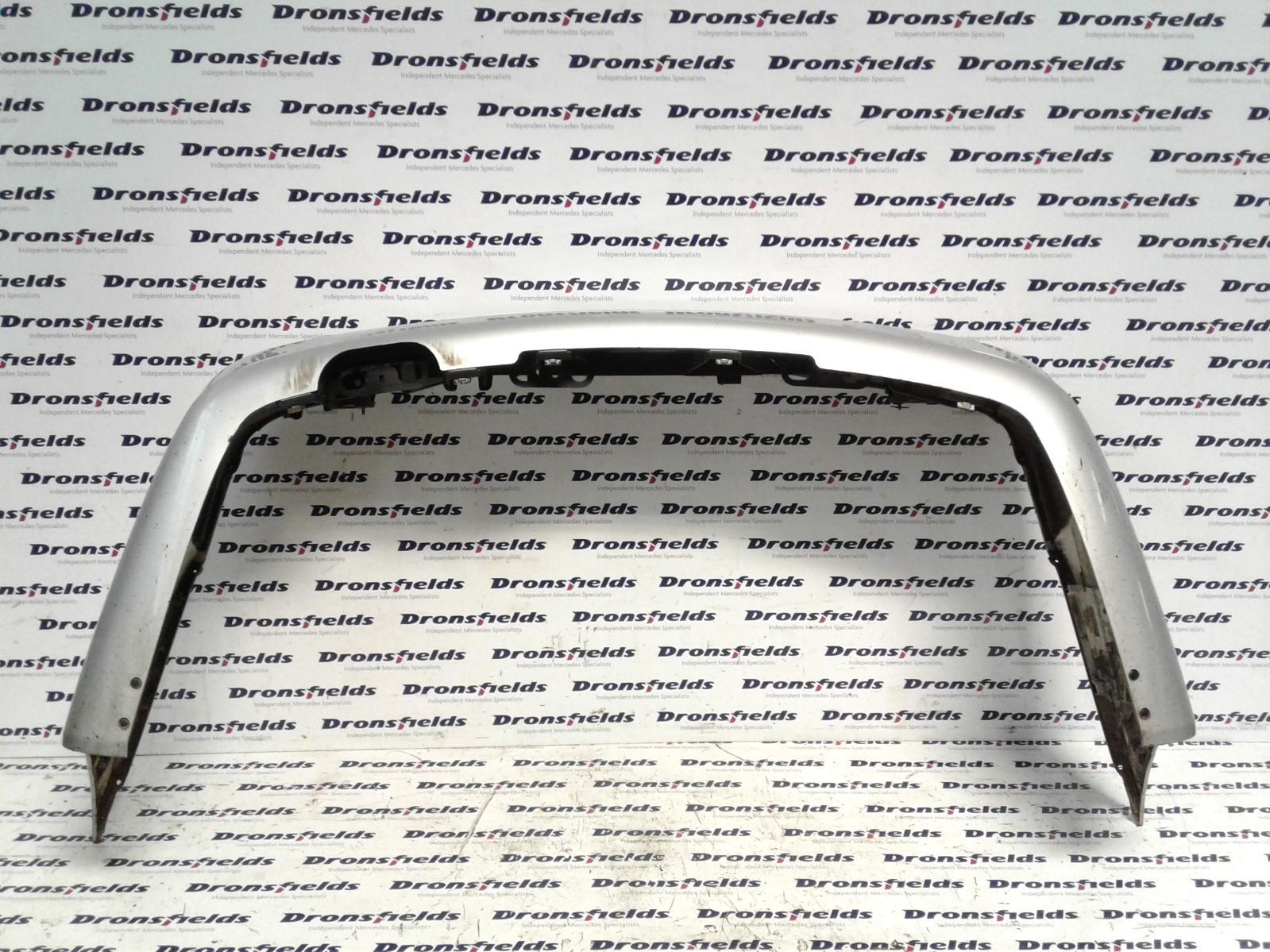 View Auto part Rear Bumper Mercedes C Class 2006