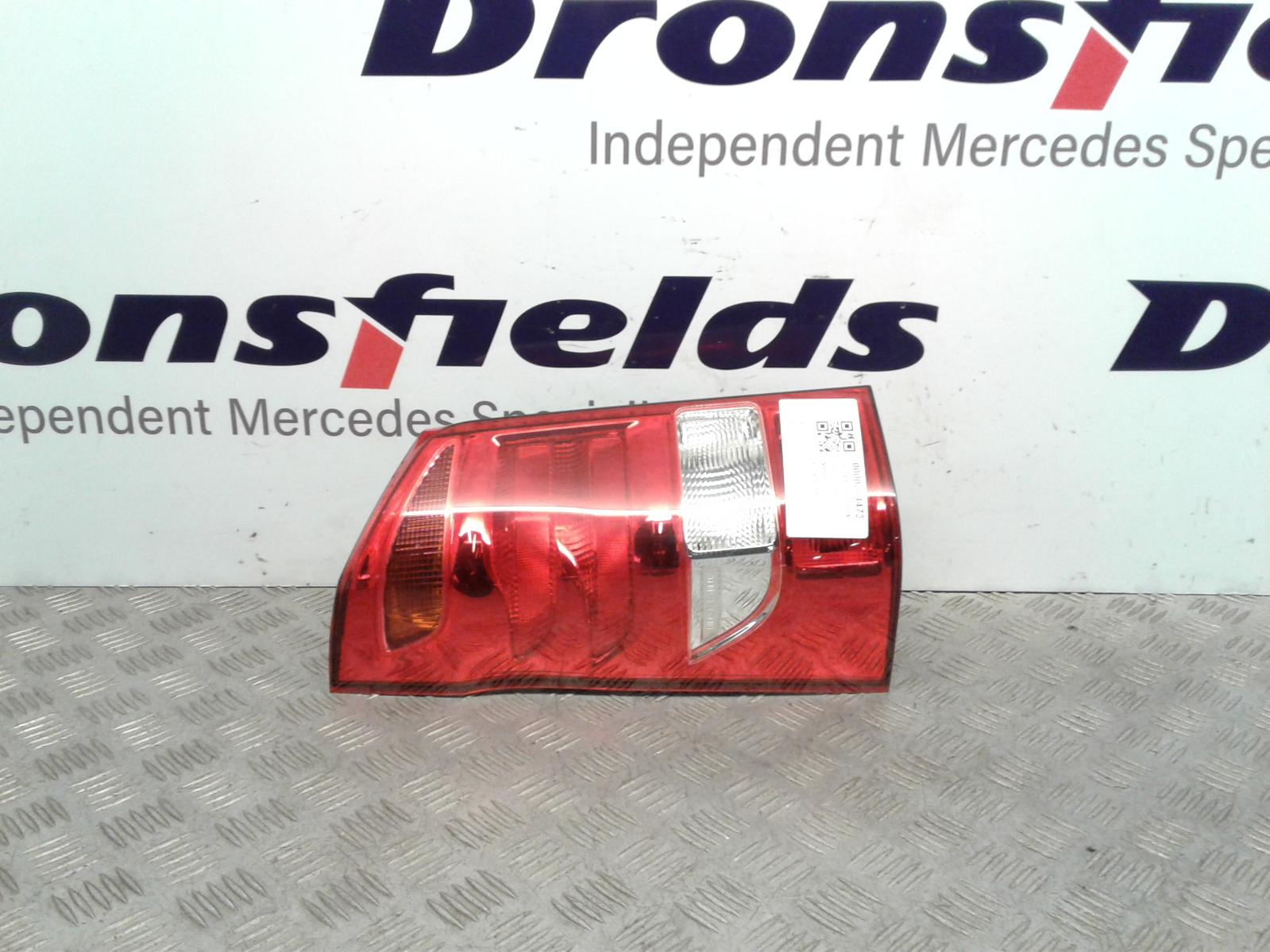 View Auto part L Taillight Mercedes Vito 2016