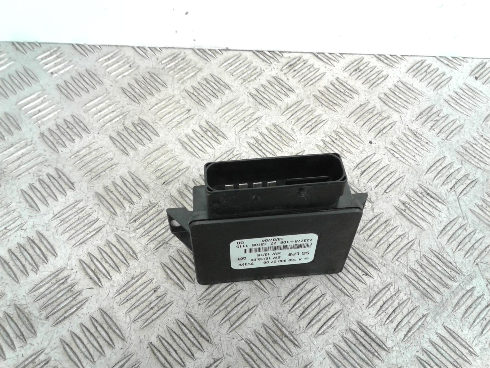 View Auto part Misc. Relay Mercedes A Class 2013