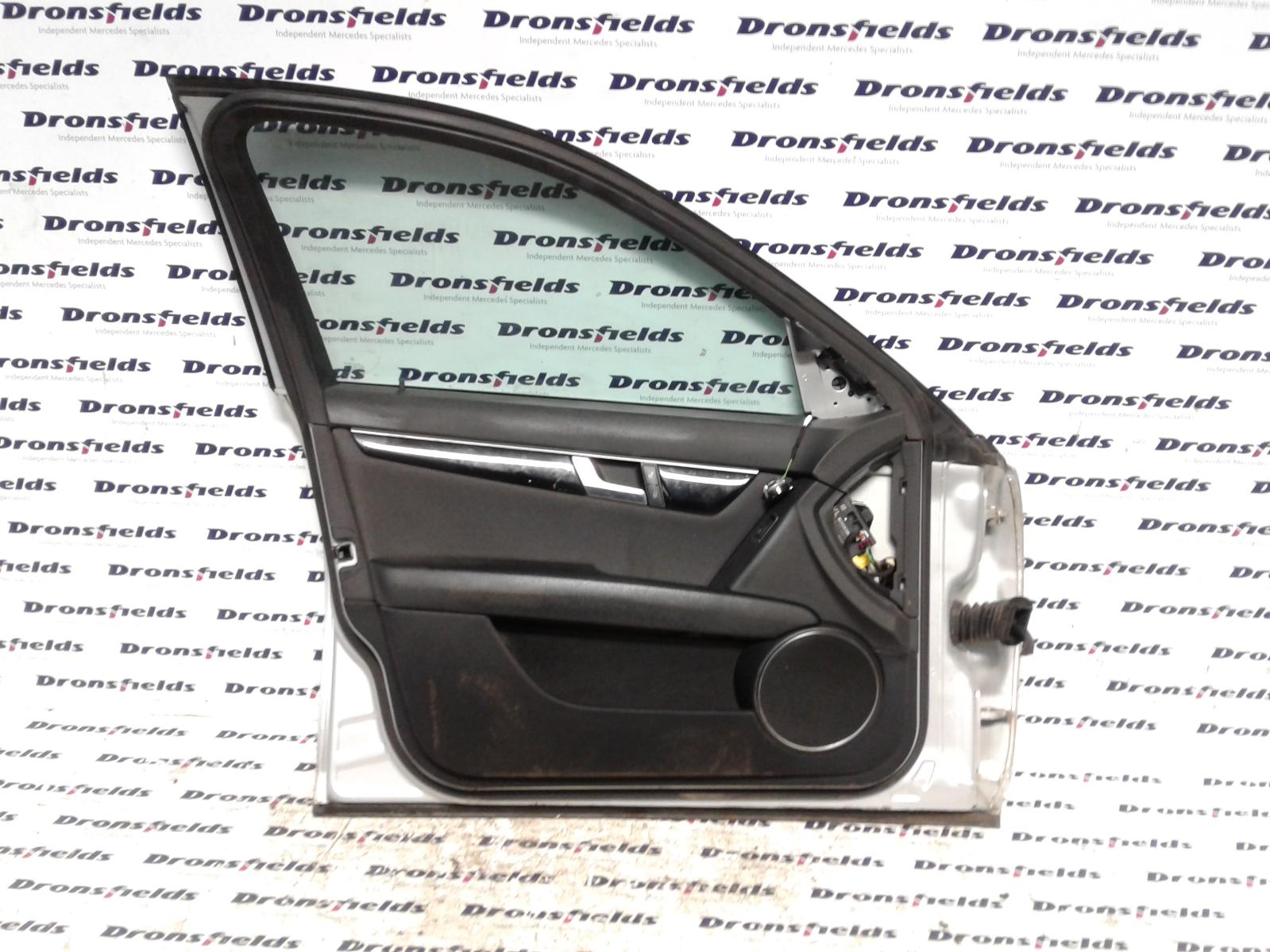 View Auto part Door Panel Mercedes C Class 2011