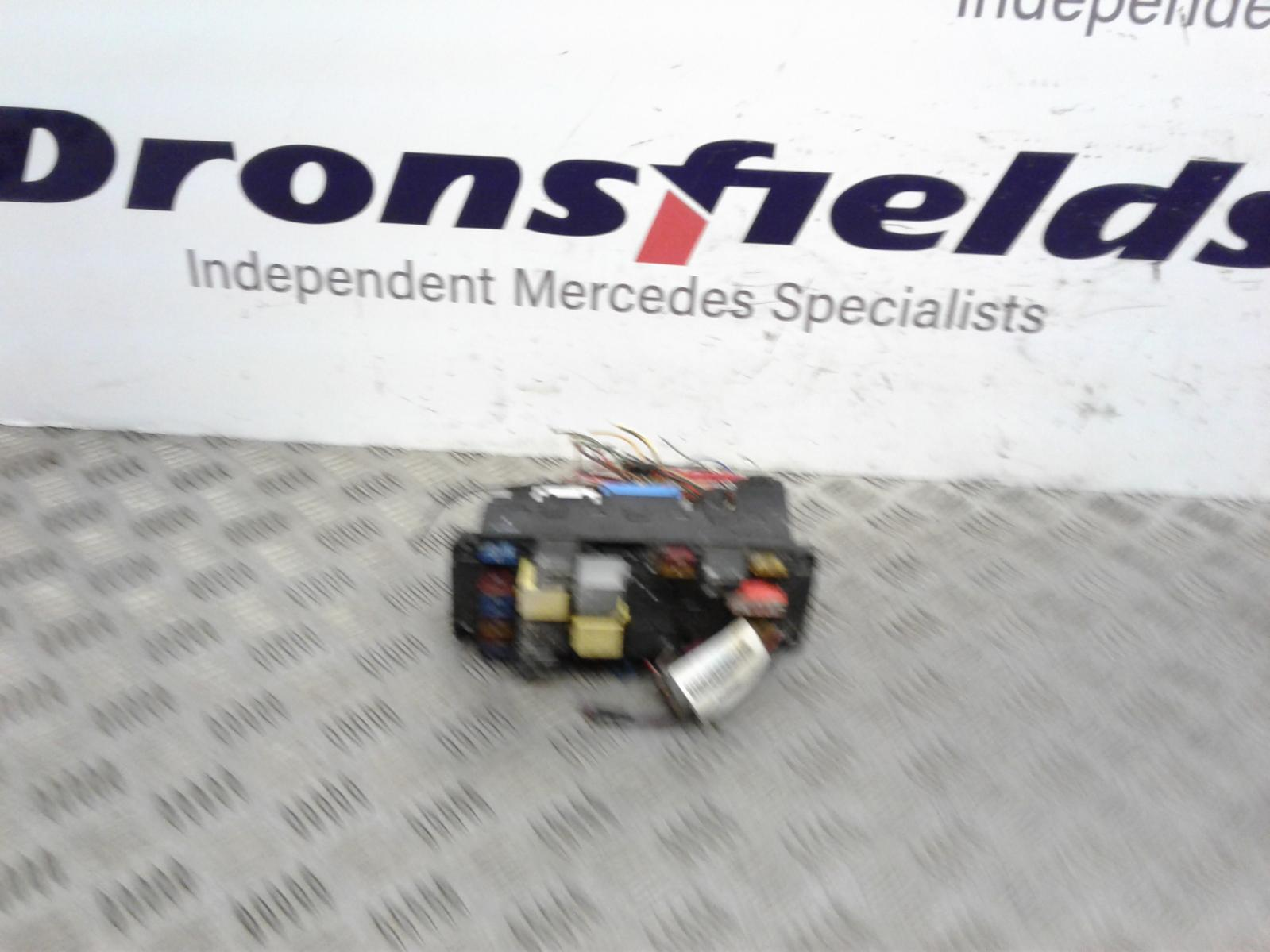 View Auto part Fuse Box Mercedes C Class 2004