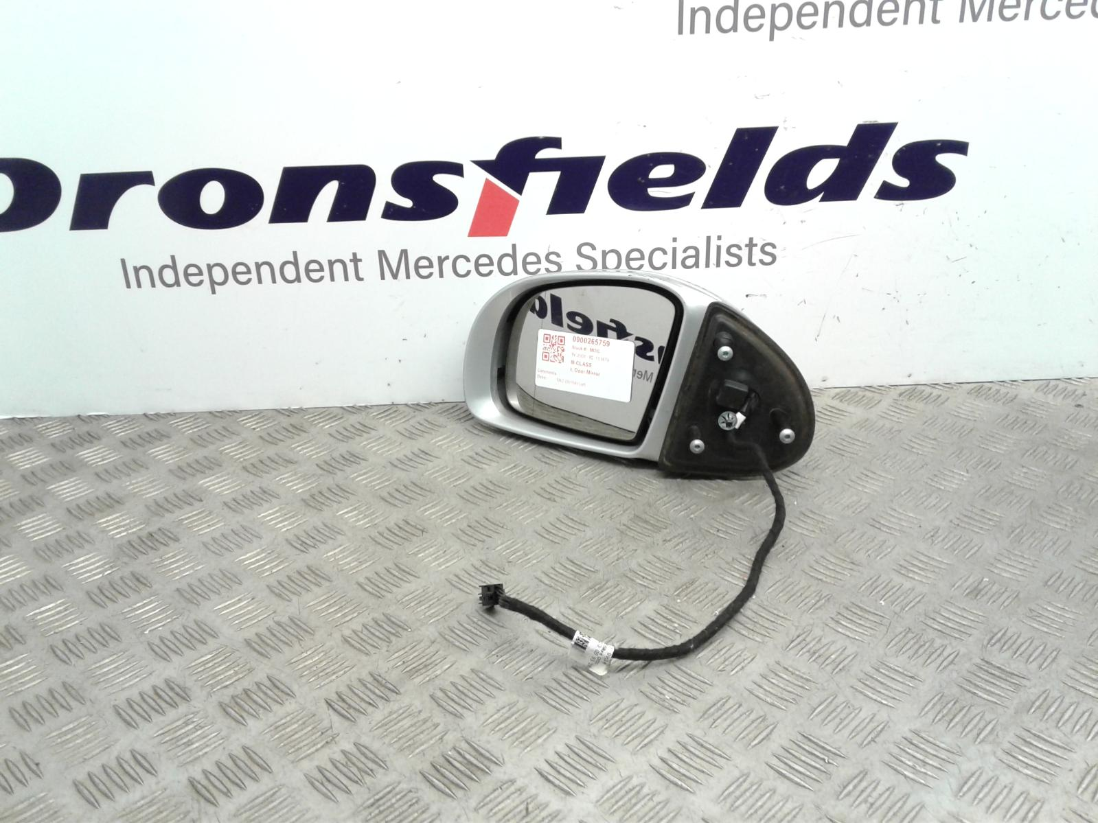 View Auto part L Door Mirror Mercedes M Class 2008