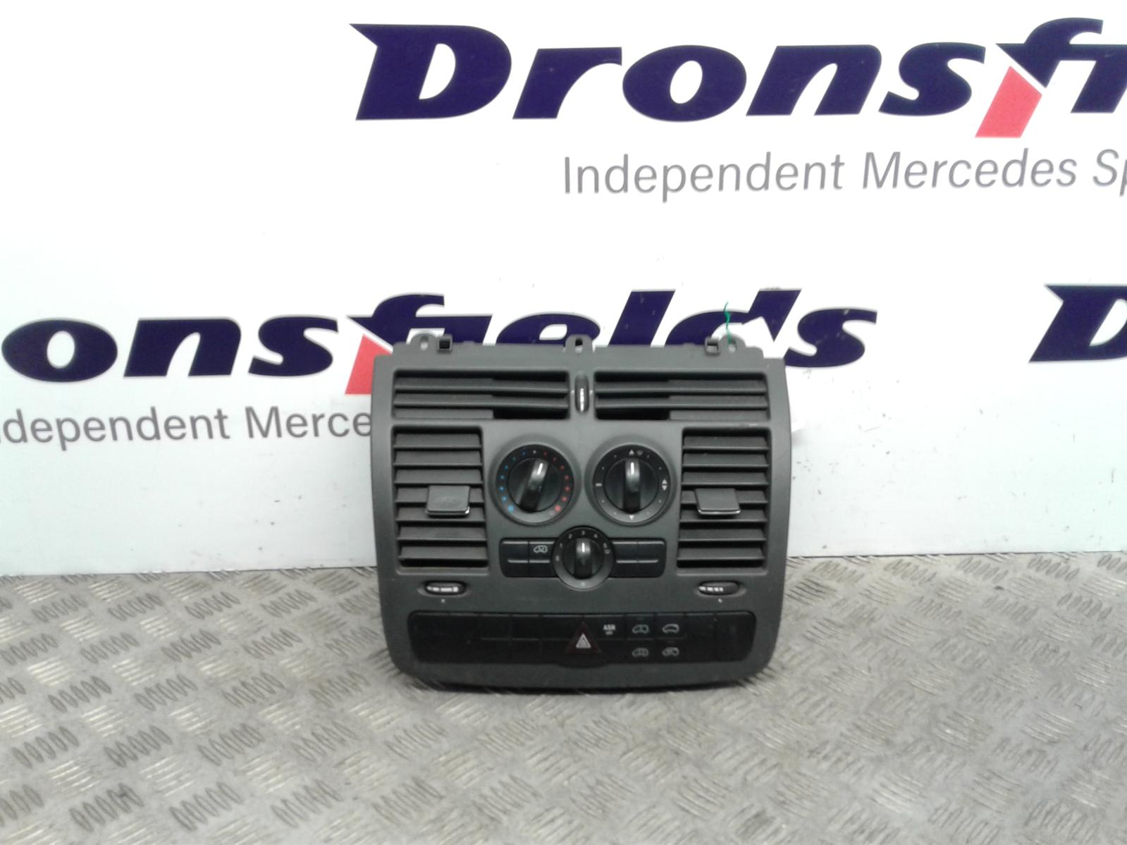 View Auto part Heater/AC Controller Mercedes Vito 2011