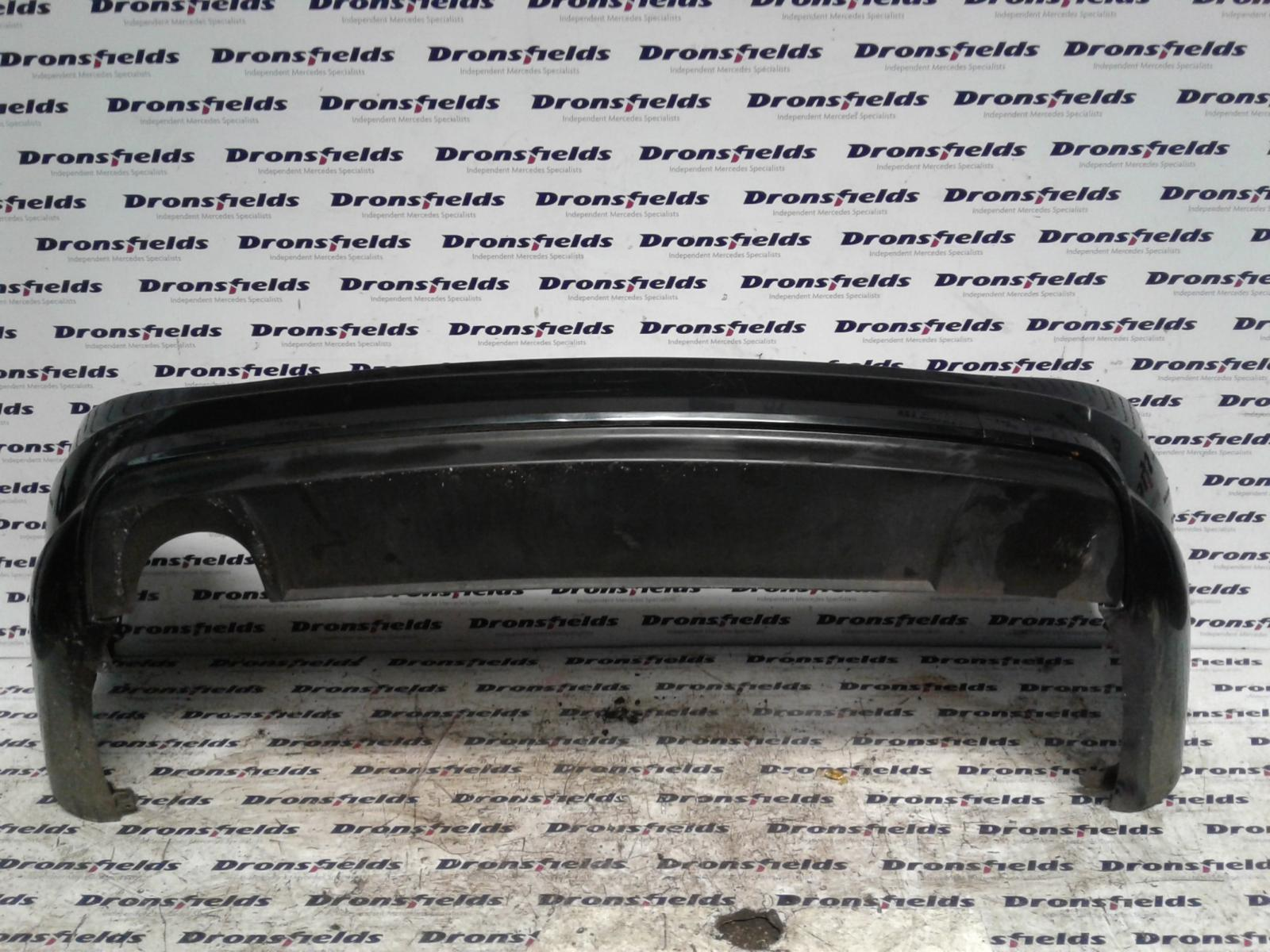 View Auto part Rear Bumper Mercedes C Class 2008
