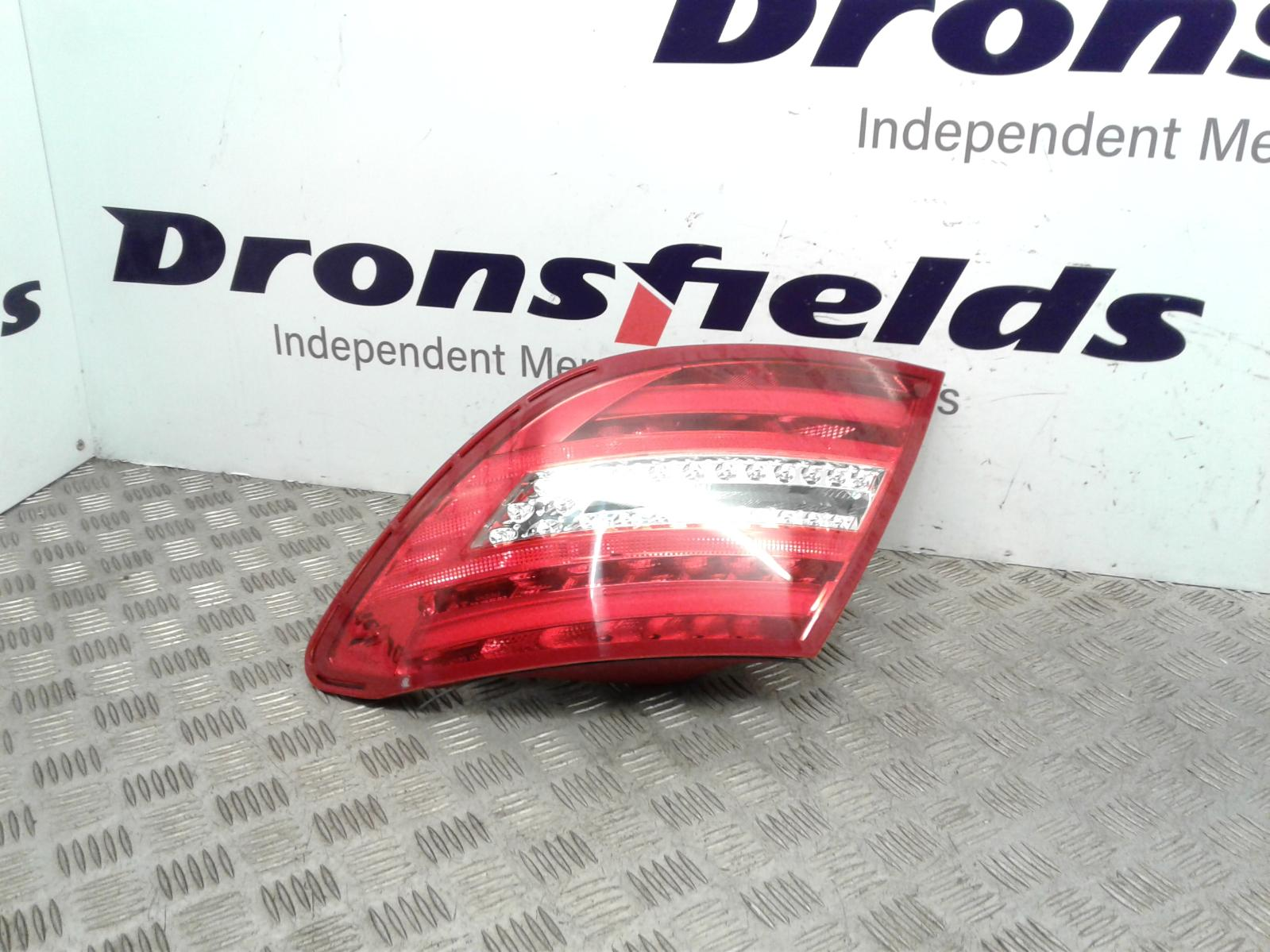 View Auto part R Taillight Mercedes C Class 2012