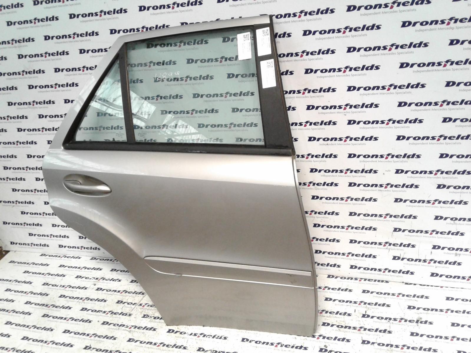 View Auto part RR Door Window Mercedes M Class 2007